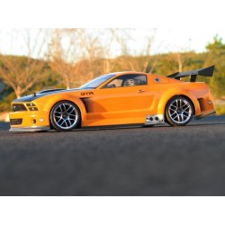 FORD MUSTANG GT-R BODY (200mm/WB255mm)