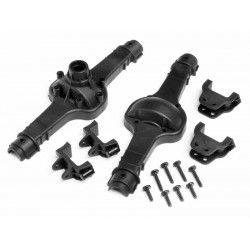 AXLE/DIFFERENTIAL CASE SET (FRONT/REAR) Wheely King/Crawler King