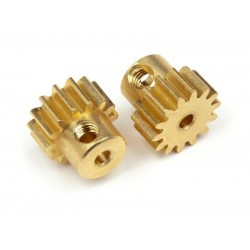 Metal Pinion Gear 14 Tooth 2Pcs (ALL Ion)