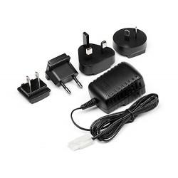 AC MULTI-PLUG CHARGER WITH STANDARD PLUG 6 / 7.2 / 8.4 bataryalar için