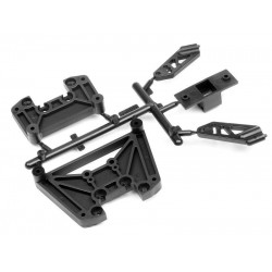 SHOCK TOWER / WING MOUNT SET Brama 10B