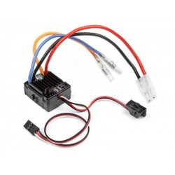 SC-3SWP2 WATERPROOF ELECTRONIC SPEED CONTROL- 12V Girişli Fırçalı Motor ESC