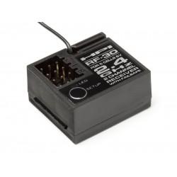 HPI RF-30 RECEIVER (2.4GHz For 2ch/4.8-6V Battery)