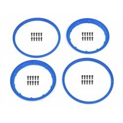 1/5 HEAVY DUTY WHEEL BEAD LOCK RINGS (BLUE/2pcs)