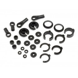 SHOCK PARTS SET WR8, BULLET SERIES