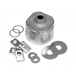 ALLOY DIFF CASE FOR SAVAGE SERIES