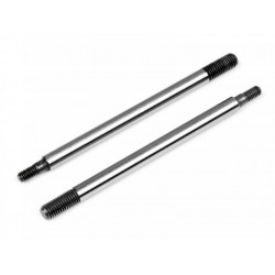 FRONT SHOCK SHAFT 3.5*55MM (PR)