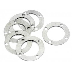 DIFF CASE WASHER 0.7mm (6pcs) Savage X