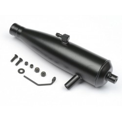 TUNED PIPE SET WR8, BULLET NITRO SERIES