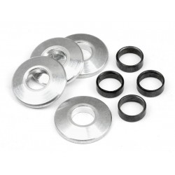WHEEL SPACER SET (4pcs)  WR8, BULLET SERIES