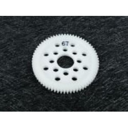 48 Pitch Spur Gear 67T
