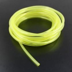 Yellow 5*2.5mm Polyurethane Tubing for Gas - 1 MT