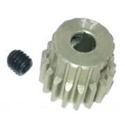 48 Pitch Pinion Gear 17T (7075 w/ Hard Coating)