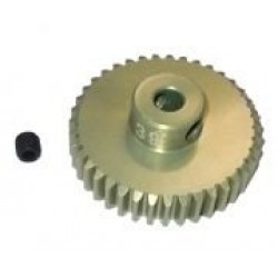 48 Pitch Pinion Gear 39T (7075 w/ Hard Coating)