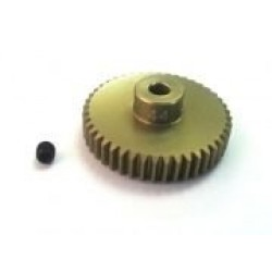 48 Pitch Pinion Gear 44T (7075 w/ Hard Coating)