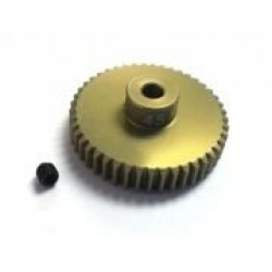 48 Pitch Pinion Gear 45T (7075 w/ Hard Coating)