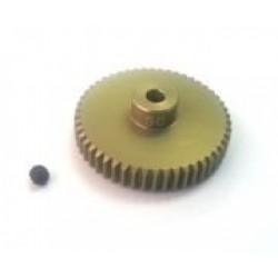 48 Pitch Pinion Gear 50T (7075 w/ Hard Coating)