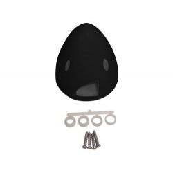 Black 3 inch Nylon Spinner