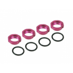 7075 Aluminum Oil Shock Adjust Ring For Sakura XI