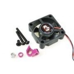 Cooling Fan Mount - Pink