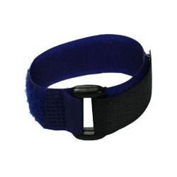 Navy Blue Hook and Loop Velcro Tie - 200mm
