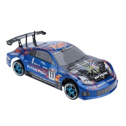HSP 1/10 Brushled 1/10 R.T.R  Drift On-Road 2,4Ghz RTR
