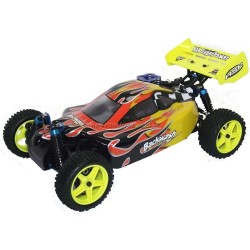 HSP 94166 1/10th Scale 4WD nitro Off Road Buggy Su Geçirmez RTR