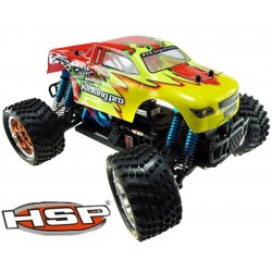HSP BRUSLESS 1/16 ELEKTRİKLİ MONSTER 2.4Gzh Kumanda