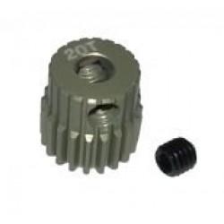 64 Pitch Pinion Gear 20T (7075 w/ Hard Coating)