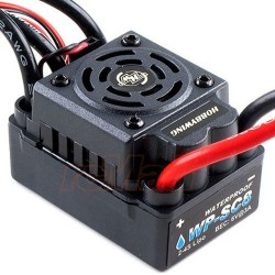 Hobbywing EZRUN WP SC8 Waterproof 120A Brushless ESC