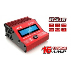 SKYRC RS16 180W/16A BALANCE CHARGER/DISCHARGER