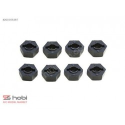 HSP 02100 Six Angle Nuts Mount