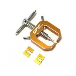 Golden Aluminum Gear Puller - Dişli Mengenesi