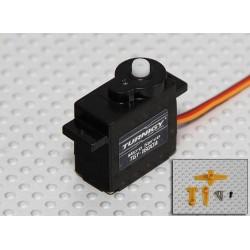 Turnigy™ TGY-1600A Micro Analog Servo 1.2kg / .10sec / 6g