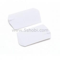 450 Size Flybar Paddle (White)