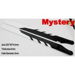 Carbon Fiber Main Blades 325mm 325CF