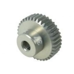 64 Pitch Pinion Gear 37T (7075 w/ Hard Coating)