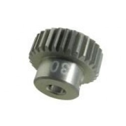 64 Pitch Pinion Gear 30T (7075 w/ Hard Coating)
